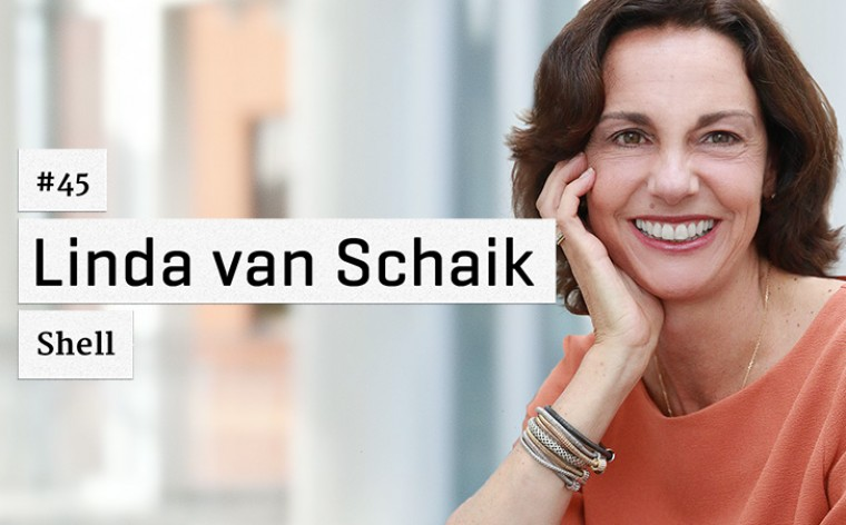 Linda van Schaik (Shell) over business model innovation